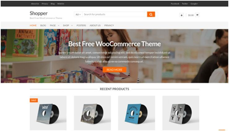 UNIQUE ECOMMERCE WEBSITES OR USE TEMPLATES - 33