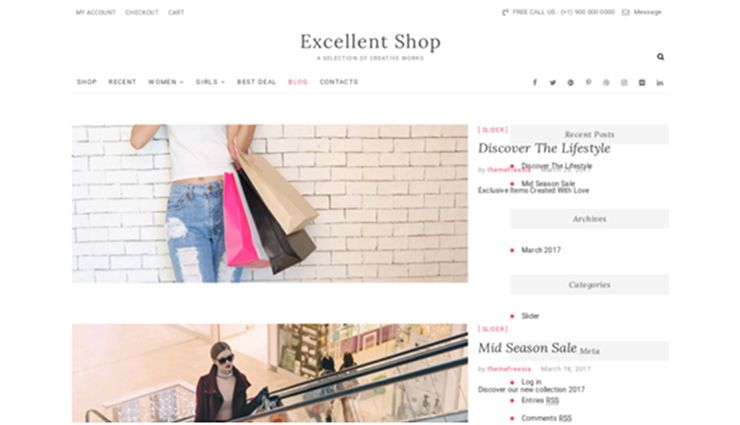 UNIQUE ECOMMERCE WEBSITES OR USE TEMPLATES - 34